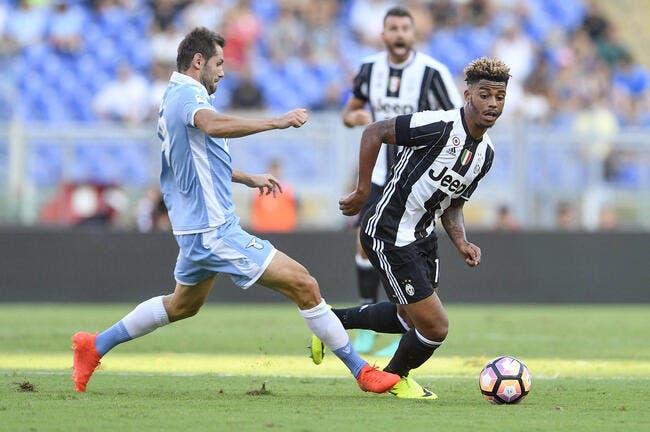 Lazio Rome - Juventus : 0-1