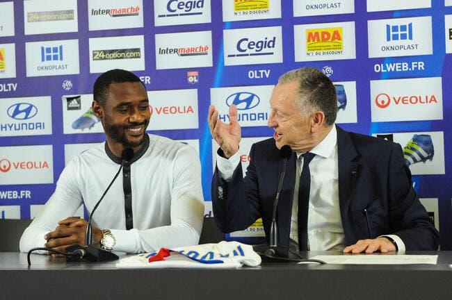 OL : Finir devant le PSG, Nkoulou n'y croit pas une seconde