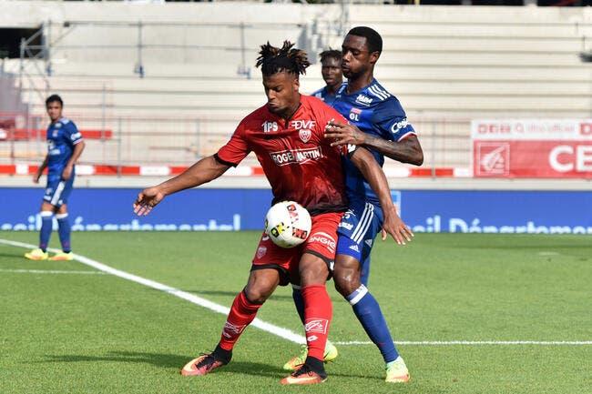 OL: Nkoulou prend cher sur Twitter après le trou d'air à Dijon
