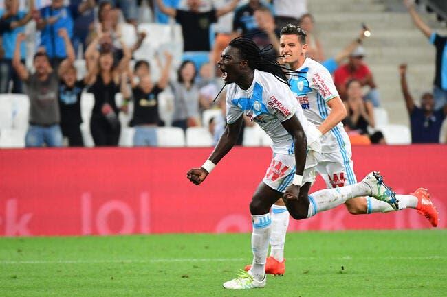 OM: Sans le «grand Bafé», Marseille n'est rien pense Gomis