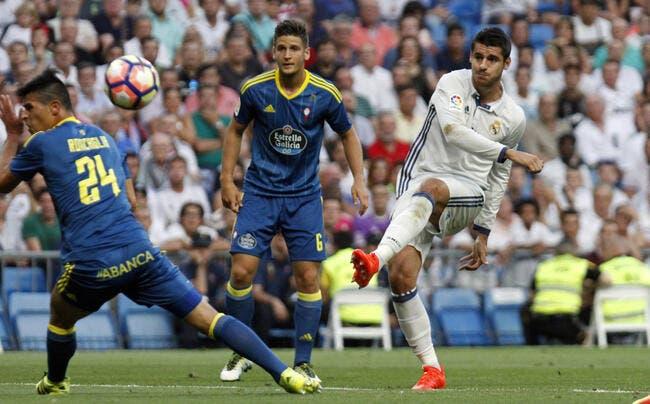 Real Madrid - Celta Vigo : 2-1