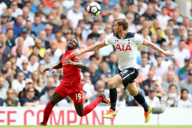 Tottenham - Liverpool : 1-1