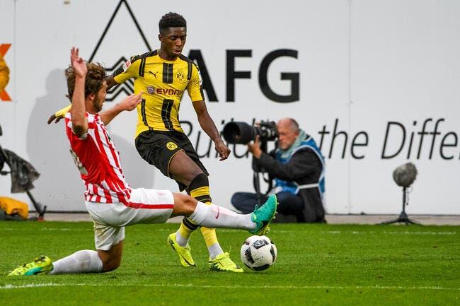 Dortmund: Dembélé a choqué la Bundesliga