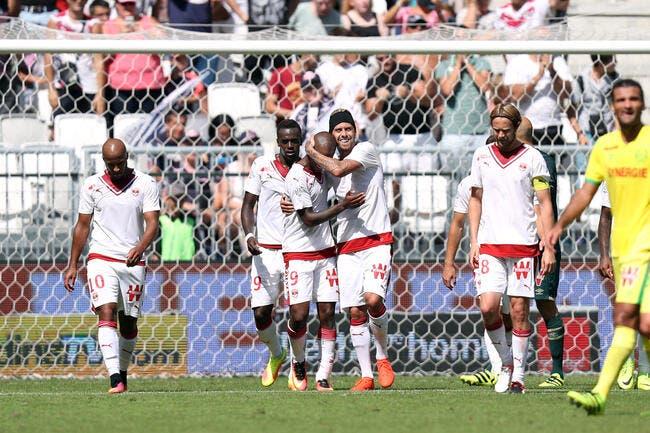 Les trois points pour Bordeaux, les regrets pour Nantes