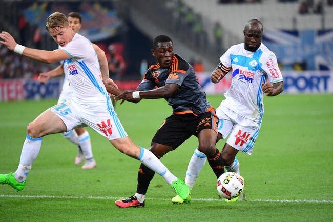 Lorient : Un coup dur à 12 ME au mercato ?