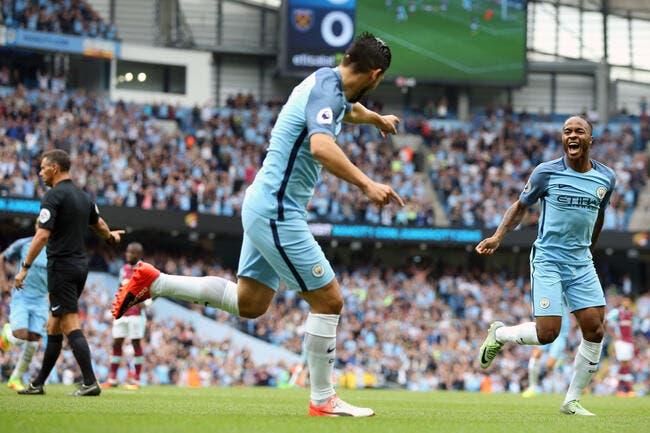 Manchester City – West Ham 3-1