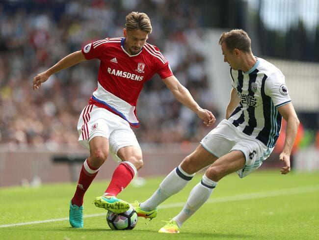WBA - Middlesbrough : 0-0