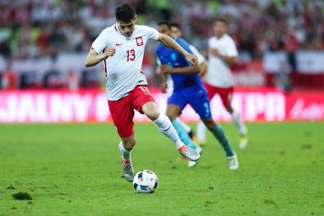 FC Nantes : Le Ruch Chorzow valide enfin le transfert de Stepinski
