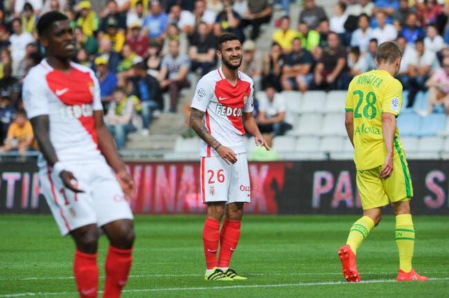 Mercato : Monaco refuse de prêter Boschilia à Nantes