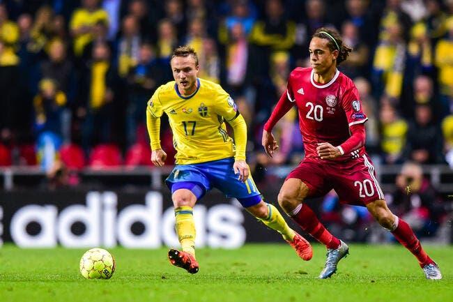 Officiel : Bastia recrute un latéral suédois de Bundesliga