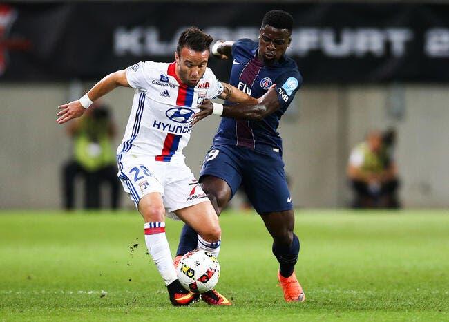 OL : Duluc glisse un tacle à Lyon sur le compte du PSG