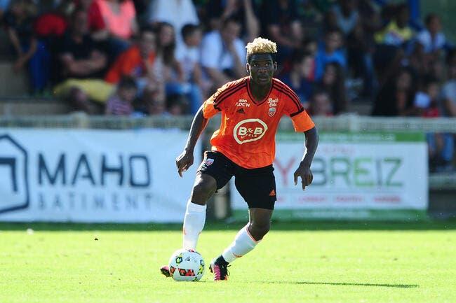 Lorient: Sunderland met 20 ME, Ndong part aussitôt