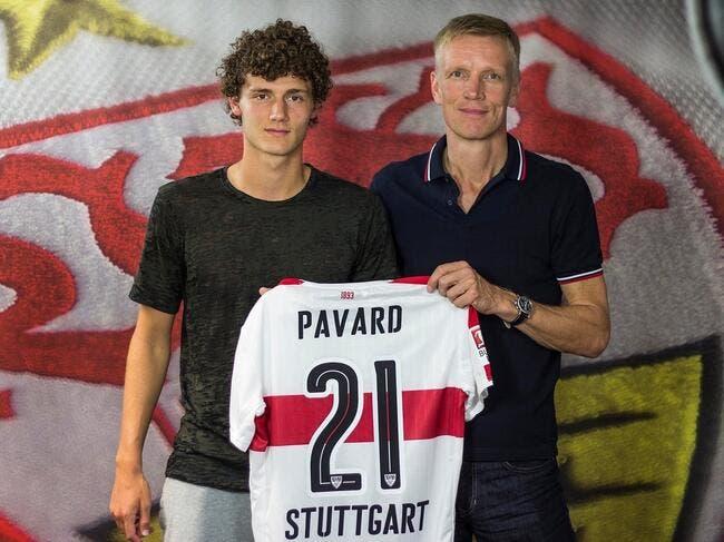 Officiel : Pavard quitte Lille et signe 4 ans à Stuttgart