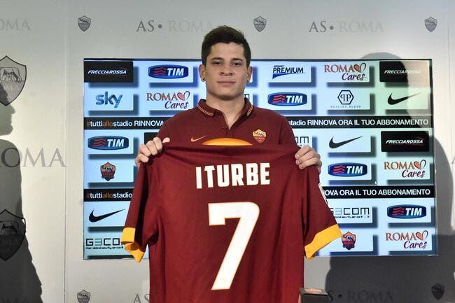OM : La Roma aurait tranché pour Iturbe et ça n'arrange pas Lyon