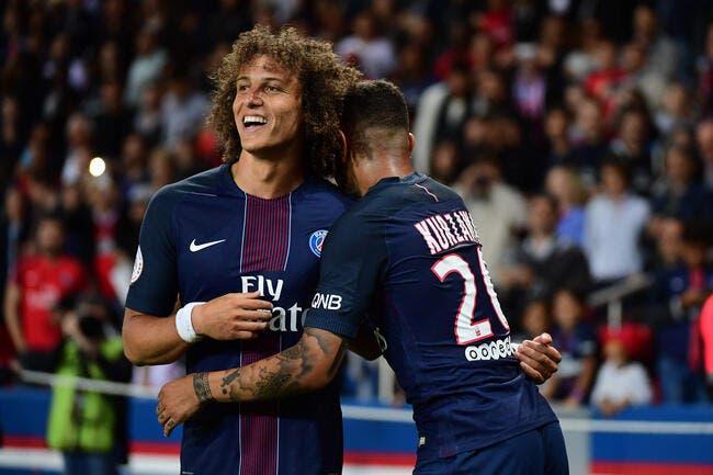 PSG: David Luiz tenté par un retour à Chelsea!