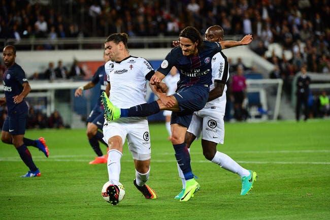 PSG : Impossible de gagner la C1 avec Cavani prévient un consultant !