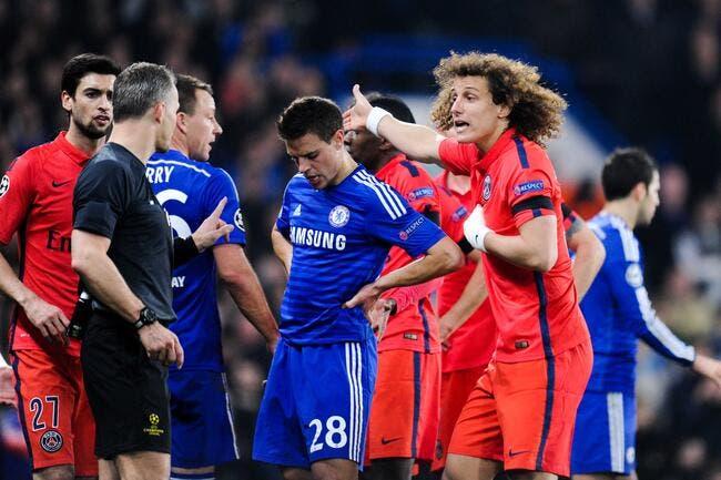 Mercato : Accord PSG-Chelsea pour David Luiz selon BeInSports