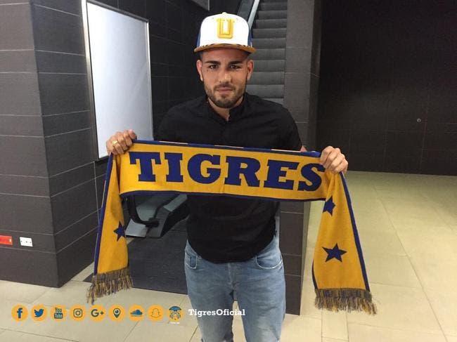 Mercato : Andy Delort entre les Tigres, l'OM, Bordeaux et Rennes !