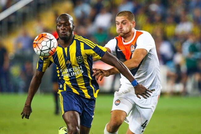 Mercato: Moussa Sow revient au Fenerbahçe