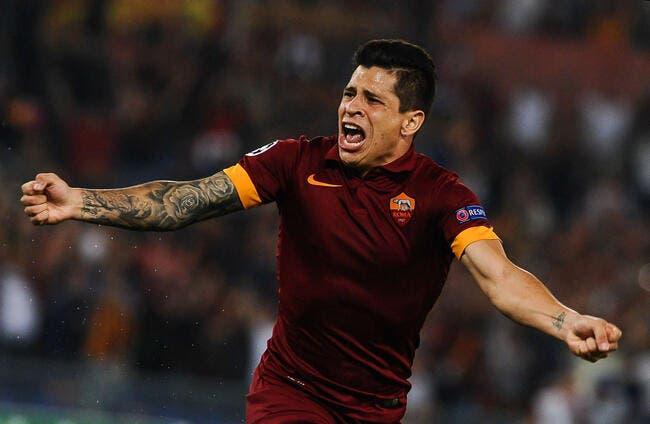 Mercatol : L'OL colle une pression énorme à la Roma pour Iturbe !