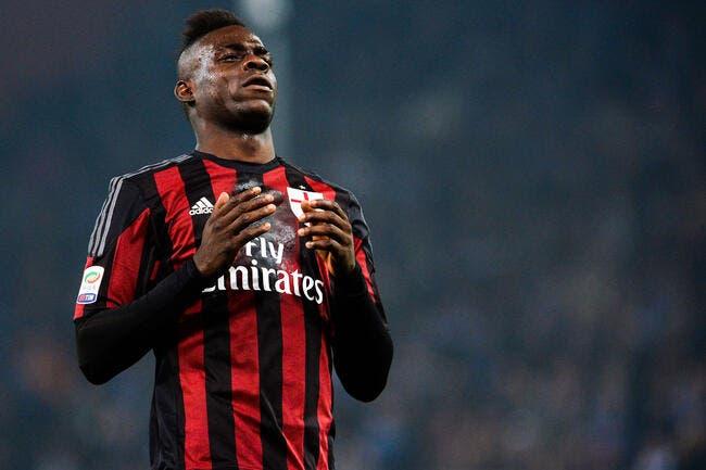 Nice: Balotelli va signer ! Pour zéro euro ?