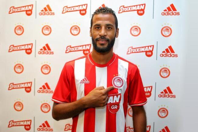 Officiel : Alaixys Romao signe à l'Olympiakos