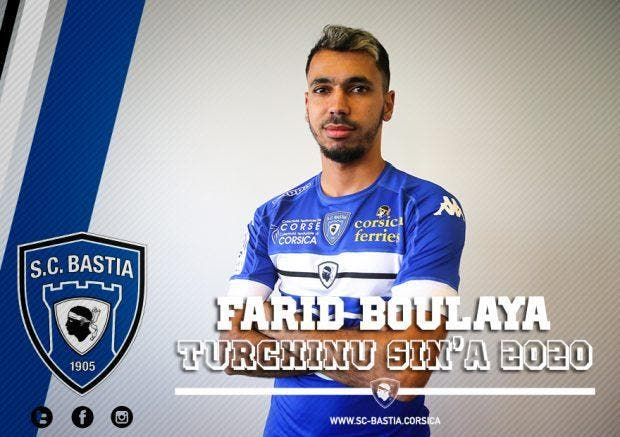 Officiel: Bastia s'offre la révélation Boulaya