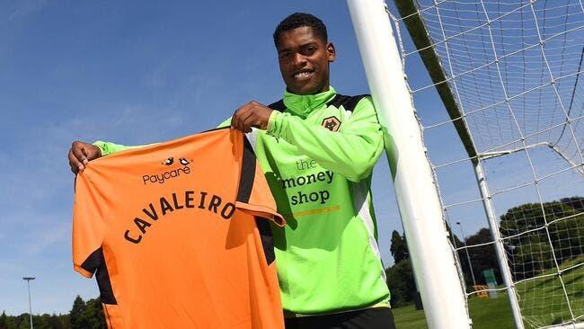Officiel : Cavaleiro quitte Monaco et signe à Wolverhampton