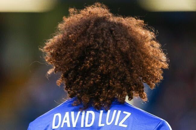 Officiel : David Luiz quitte le PSG et retourne à Chelsea !