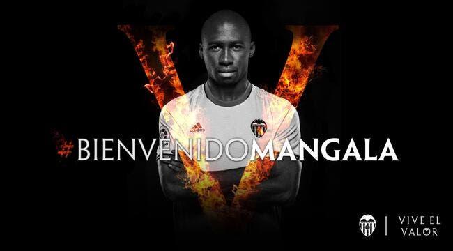Officiel : Mangala rejoint Valence sous forme de prêt