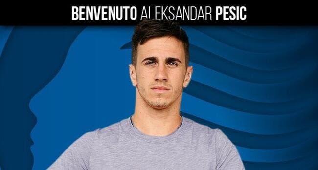 Officiel : Pesic quitte le TFC pour l'Atalanta