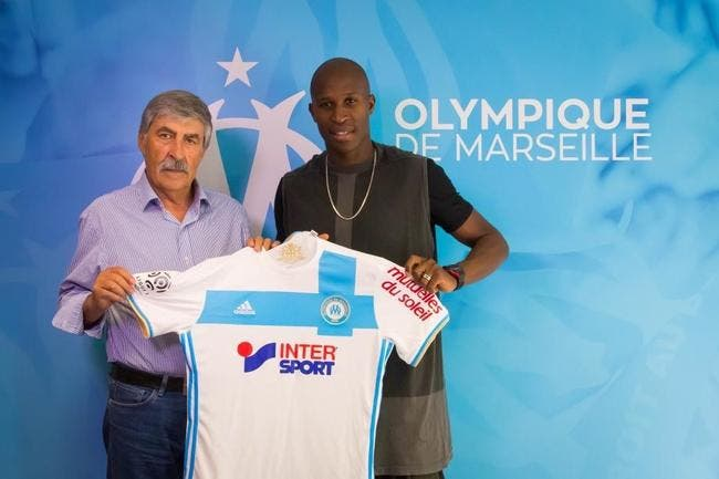Officiel : Rod Fanni revient à l'OM !