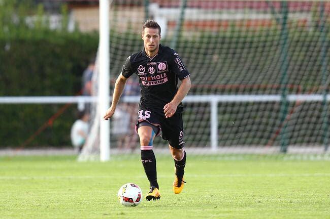 Officiel : Spajic lâche Toulouse et rejoint Anderlecht