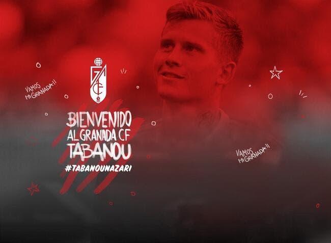 Officiel : Tabanou quitte Swansea pour Grenade
