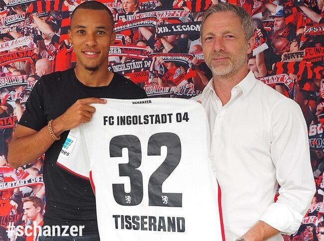 Officiel : Tisserand quitte Monaco et signe 4 ans en Allemagne !