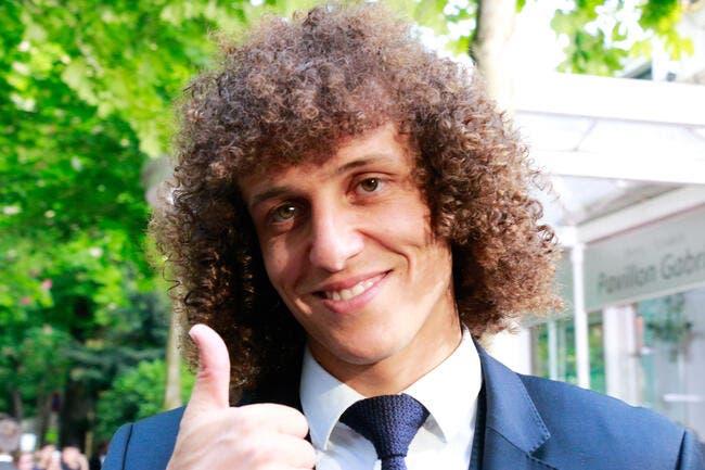 PSG : David Luiz dans l'Eurostar destination Chelsea !