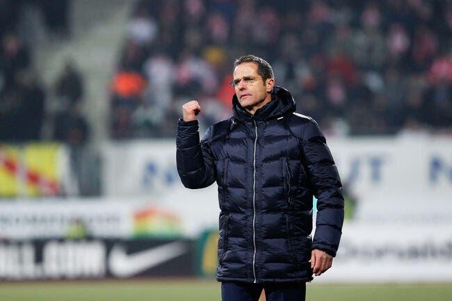 Metz : L'OL ne fait - presque - pas trembler Hinschberger