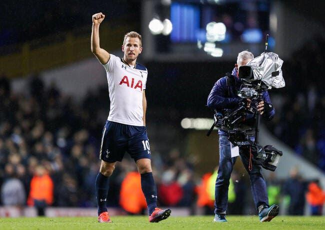 Les Spurs blindent Kane ! (officiel) — Tottenham