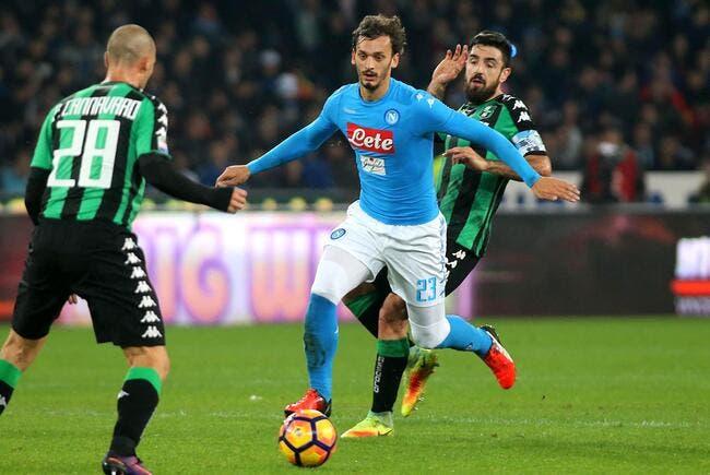 OM: Un attaquant international italien en approche, c'est possible?