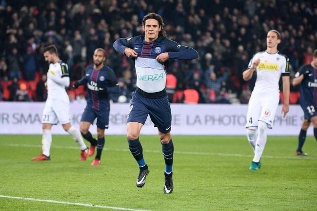 PSG: Cavani peut-il battre le record d'Ibrahimovic?