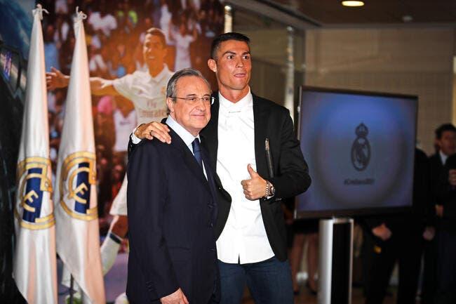 Real Madrid: L'énorme salaire de Cristiano Ronaldo, c'est pas cher payé