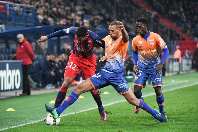 Folie à D'Ornano, Dijon va chercher un 3-3 improbable