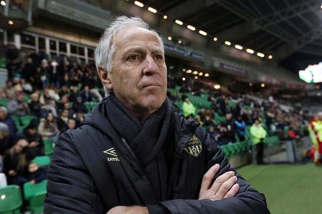 Nantes: Girard a négocié son départ, Kita cherche un coach à l'étranger