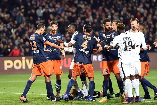 Montpellier - PSG : 3-0