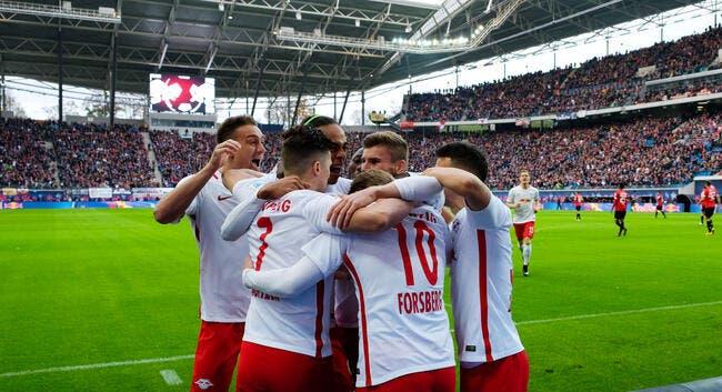RB Leipzig - Schalke 04 : 2-1
