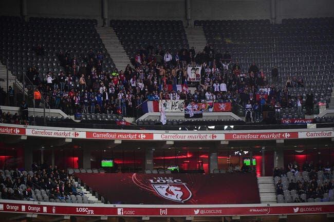 Lille : 41 supporters de la LOSC Army interpellés à Bordeaux