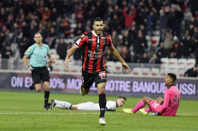 Nice - Toulouse : 3-0