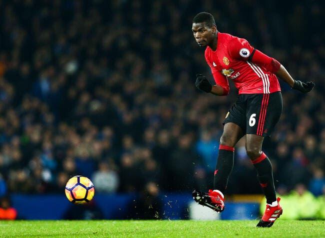 Pogba avait prémédité son retour — Man Utd