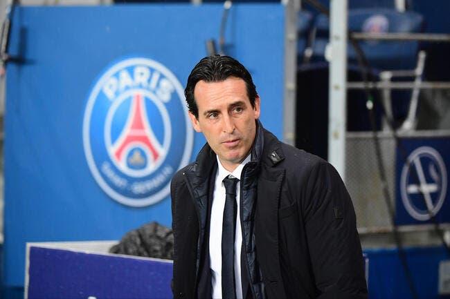 PSG : Emery est déçu et il «s'inquiète» pour la défense du Paris SG