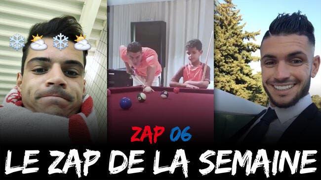 A 14 ans ils battent le PSG, Cristano Ronaldo défie son fils, le zap' de la semaine